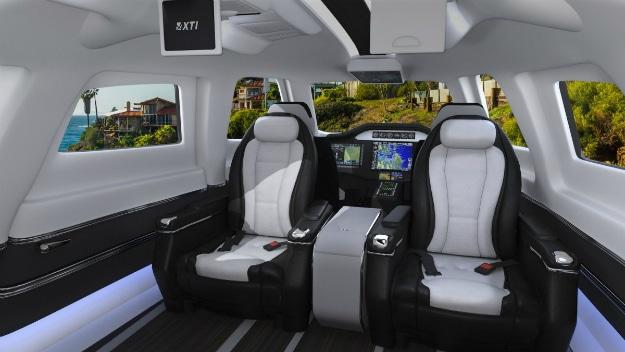 Personal Jet XTI Trifan 600