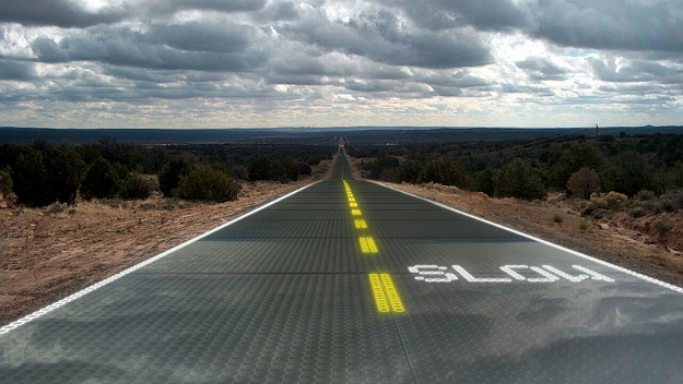 Solar Roadways Installation Showcase