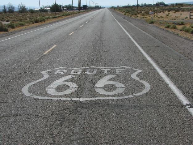 Solar Roadways Route 66