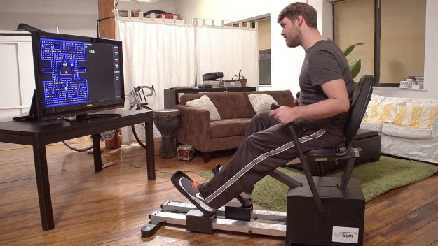 SymGym Adds A Full-Body Exercise Controller To Your Video Games