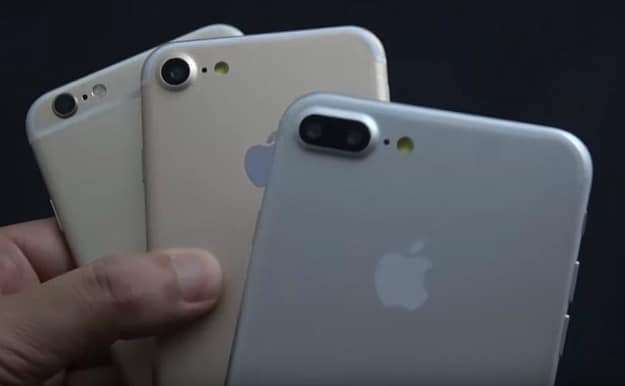4K Video iPhone 7 Smartphone