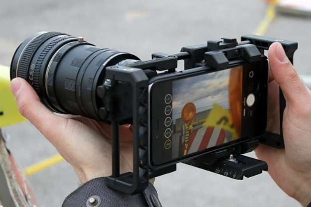 Beastgrip Pro Turns Your Smartphone Into A Professional