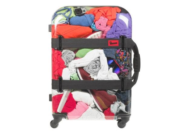 Clear Plastic Suitcase Crumpler
