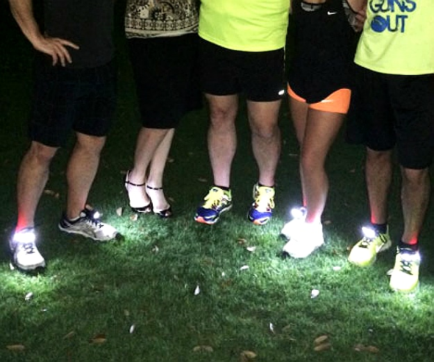Exercise Running Shoe Lights