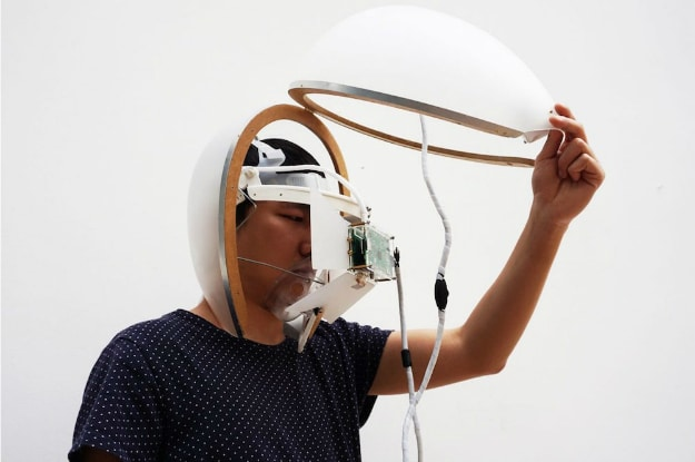 This Helmet Will Help You Experience Dementia