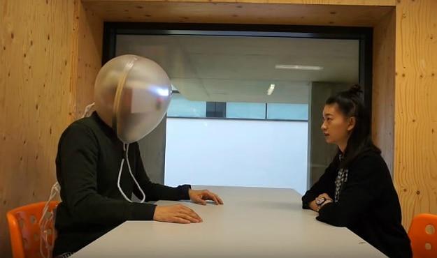 Experience Dementia Helmet Simulator