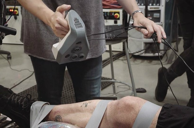 Industrial Tattoo Master Robot