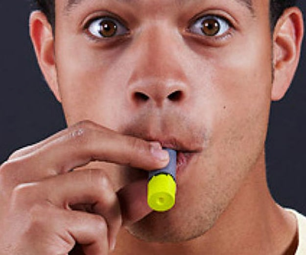 Inhalable Caffeine Coffee Capsules