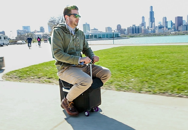 Modobag Is A Drivable Suitcase Worthy Of Your Attention