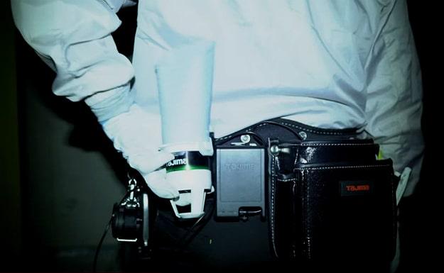 Tajima Jacket Cooling System