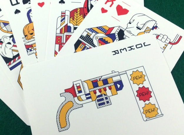 STARDECK Space-Grade Playing Cards