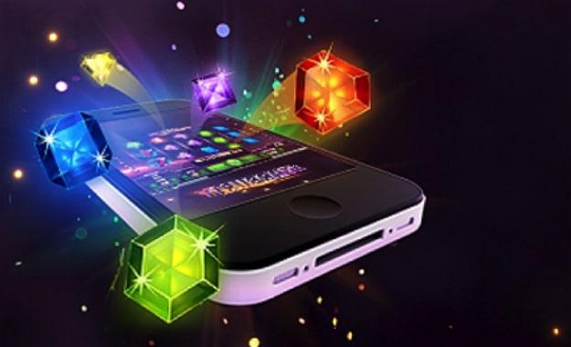 Mobile Casino Games Statistic Header