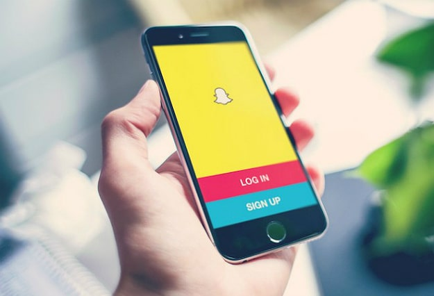 Snapchat For Business Infographic Header