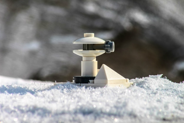 Star Wars LEGO Advent Calendar Hoth Turret