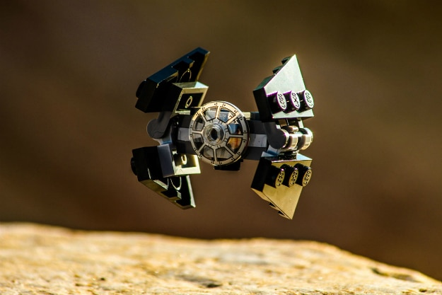Star Wars LEGO Advent Calendar Tie Interceptor