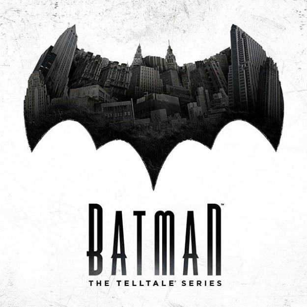 Batman Telltale Series Cover