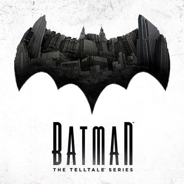 Batman Telltale Series Cover