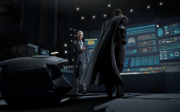 Batman Telltale Series Game Screenshots