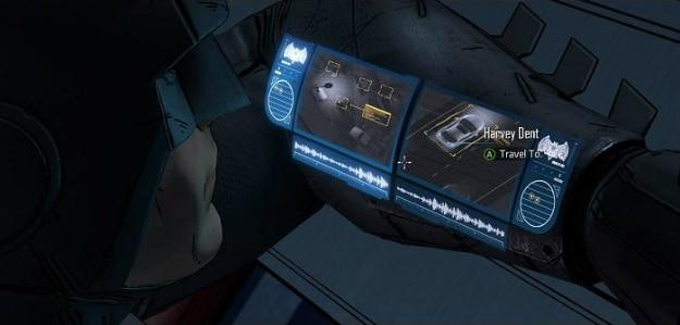 Batman Telltale Series Game Screenshots