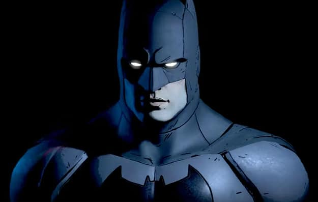Batman Telltale Series Header Image