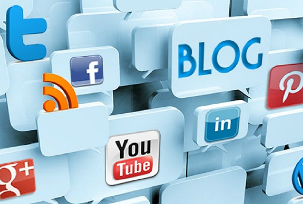 Blogging vs Social Media Marketing