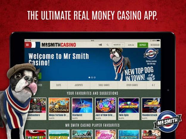 Mr Smith Casino App Review