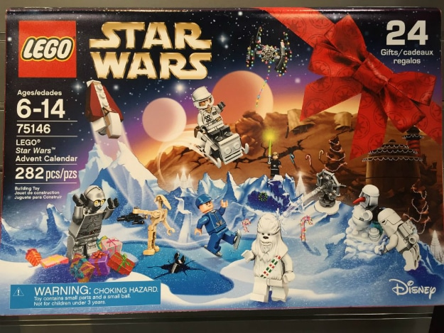 The Star Wars LEGO Advent Calendar That We Have All Been Waiting For