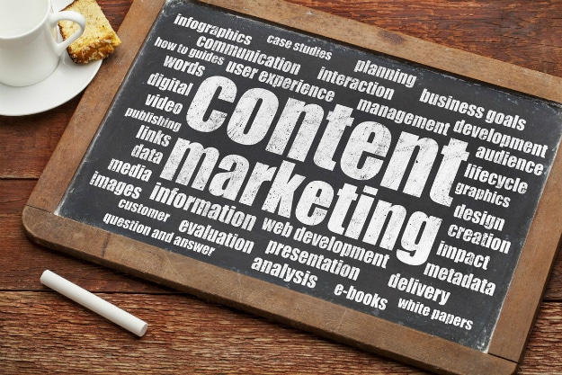 4 Content Marketing Business Strategies