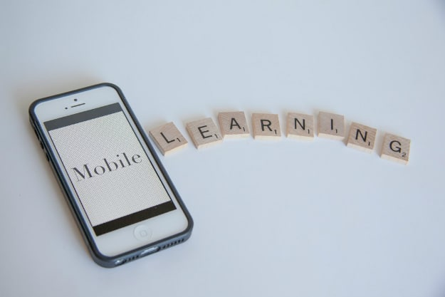 Technology Mobile Device Learning Header
