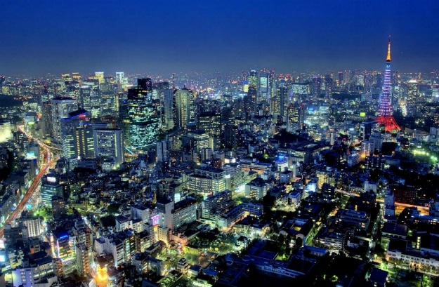 Top5 High-Tech Cities Header