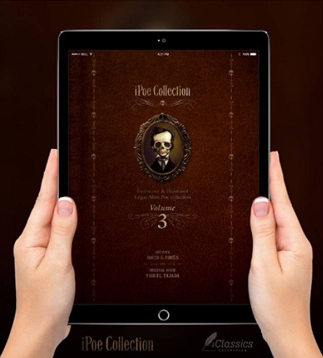 Edgar Allan Poe Turns 208 And We Celebrate That With iPoe