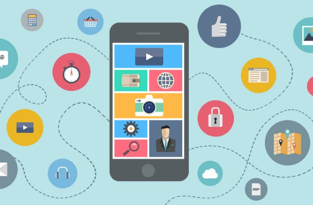 Most Important Trends For Mobile Apps To Watch In 2017 [Infographic]