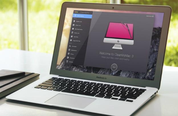 CleanMyMac 3 Mac Clean Maintenance Software Header
