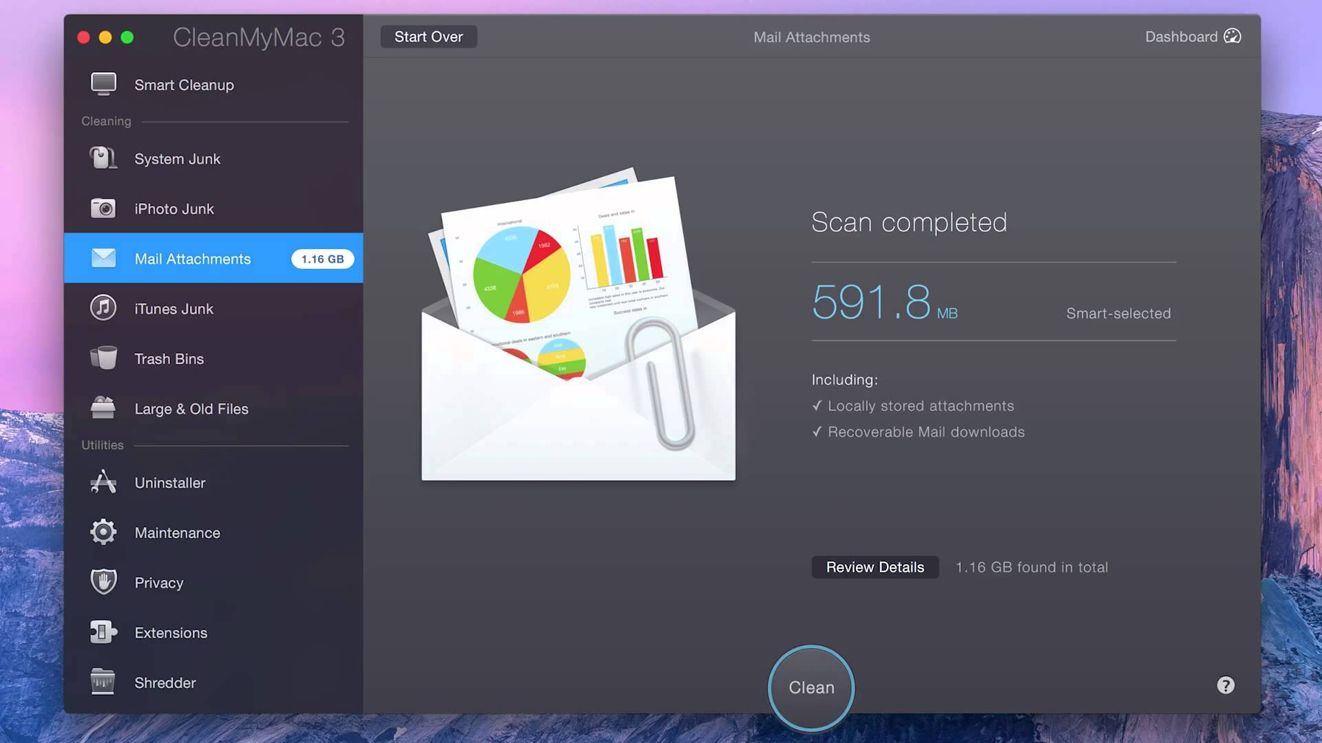 CleanMyMac 3 – How To Keep Your Mac Clean And Running Smoothly [Review]