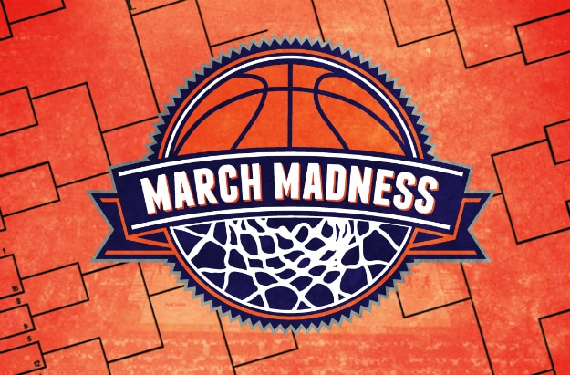 March Madness Basketball Luck Header