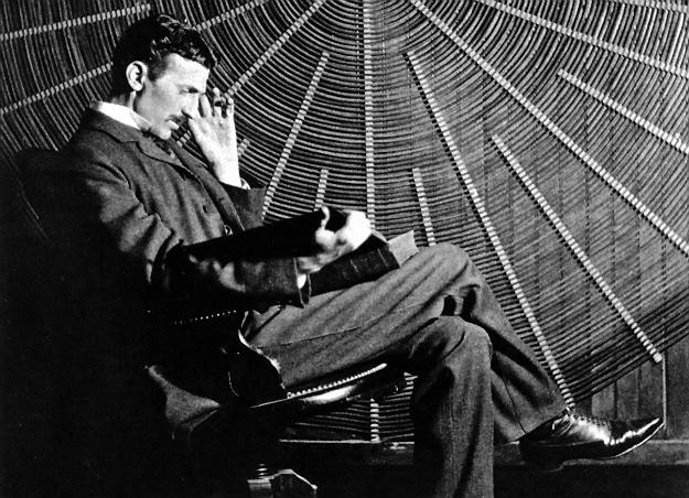 Nikola Tesla Death Ray Experiment Header