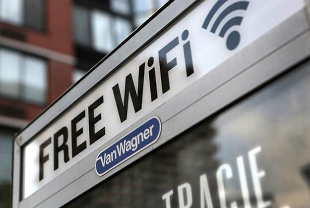 Public WiFi Hotspot Security Header