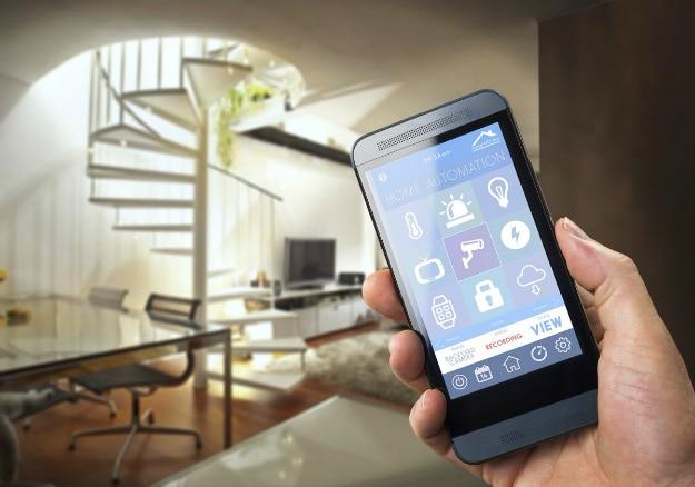 Smart Home Appliances Tech Header