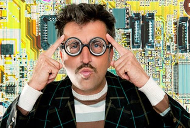 Tech Geek Home Entertainment Gadgets Header