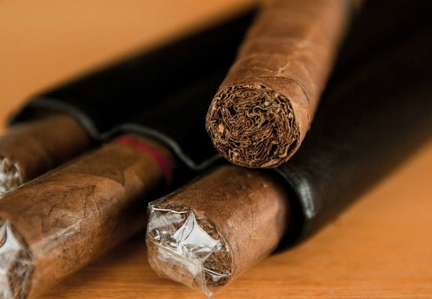 Close up of cigars available to buy online at Havana House