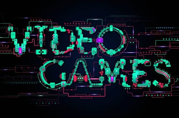 Video Games By Numbers Header