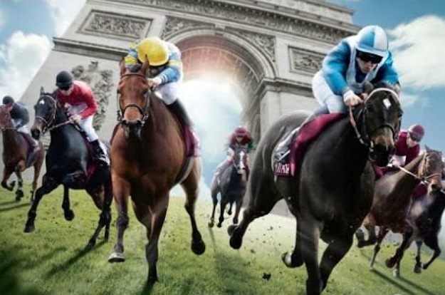 World Horse Racing Events Header