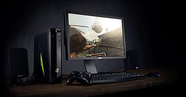 Aienware X51 Desk Gaming Setups