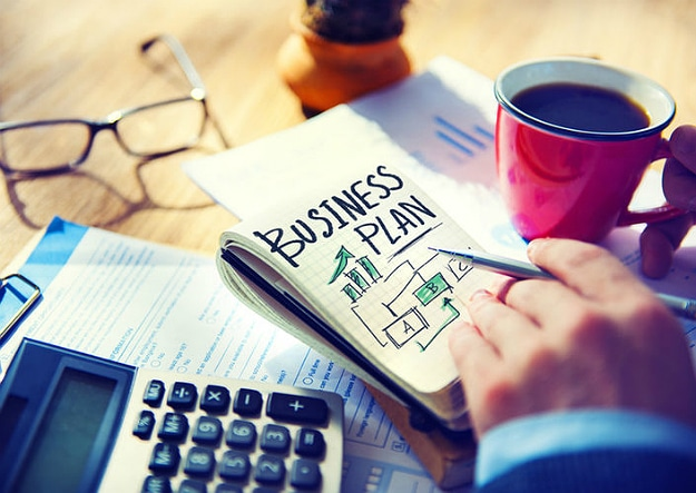 Business Plan Tips Guide Header