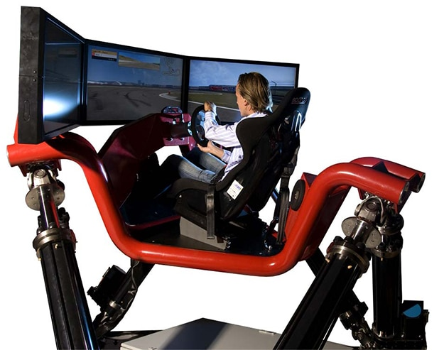 Cruden Hexatech Racing Gaming Setups