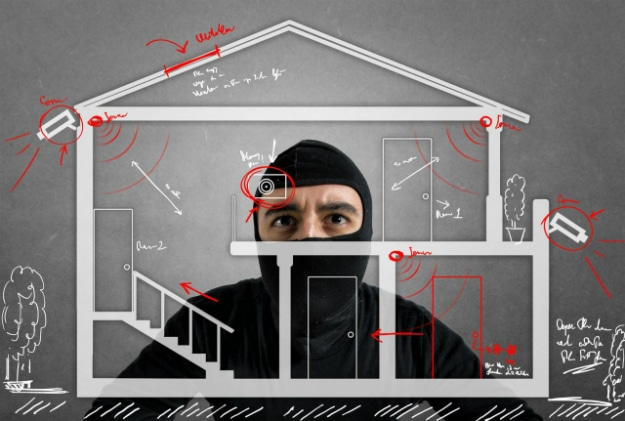 3 Ways Smart Alarm Systems Help Wage A War Against Burglars