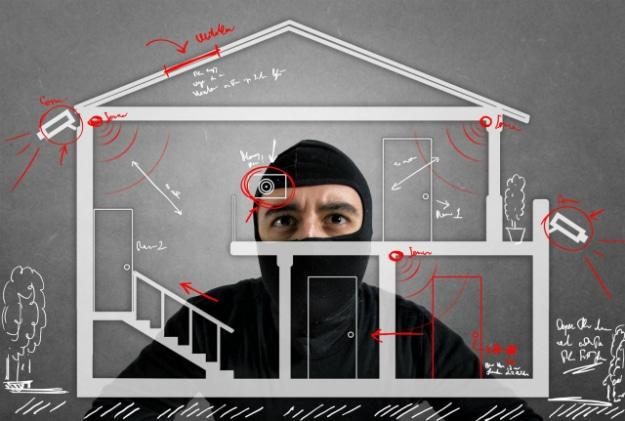 Home Smart Alarm System Header