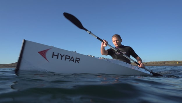 HYPAR Foldable Kayak Review Photo