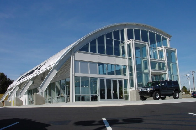 5 Reasons A Steel Construction Is the Safest Option For Commercial Buildings