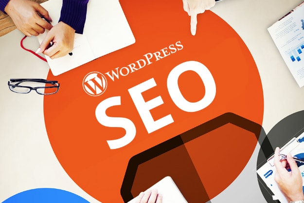 SEO Benefits WordPress Website Header